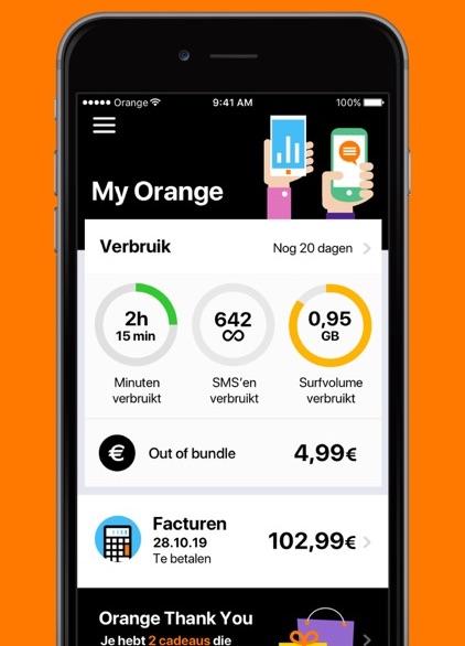 My Orange App